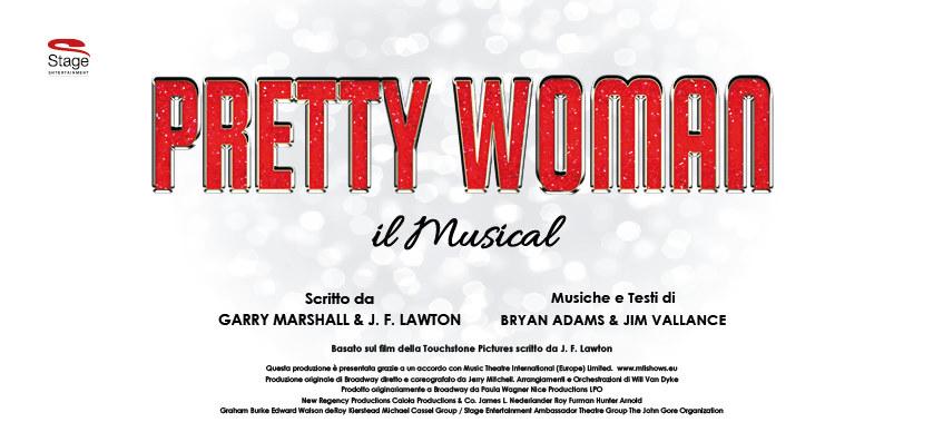 Pretty Woman, Il musical al Teatro Nazionale - Milano