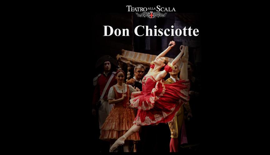 Don Chisciotte con Corpo di Ballo del Teatro alla Scala - Teatro Arcimboldi Milano
