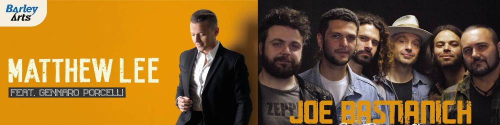 Matthew Lee feat. Gennaro Porcelli + Joe Bastianich & La Terza Classe - Castello Sforzesco di Milano