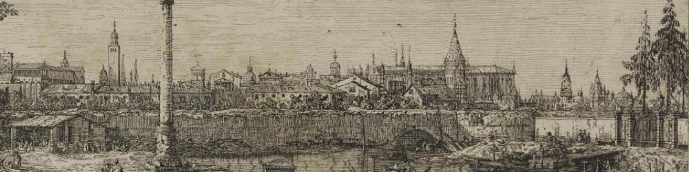 Tiepolo, Canaletto e i maestri del Settecento veneziano nei disegni e nelle stampe del Castello Sforzesco  - Castello Sforzesco Milano