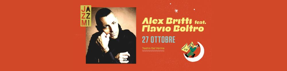 Alex Britti feat. Flavio Boltro - Teatro Dal Verme Milano