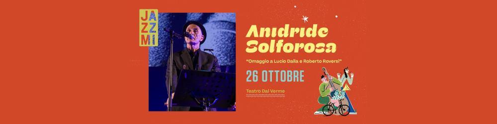 JAZZMI 2021 - Omaggio a Lucio Dalla - Teatro Dal Verme Milano