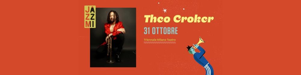 JAZZMI: Theo Croker live alla Triennale di Milano