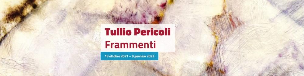 Tullio Pericoli con Frammenti, mostra monografica a Palazzo Reale Milano